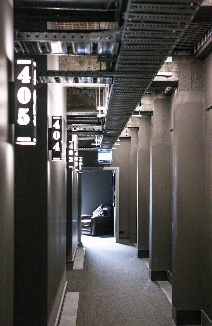 Left Wing Hotel Suites