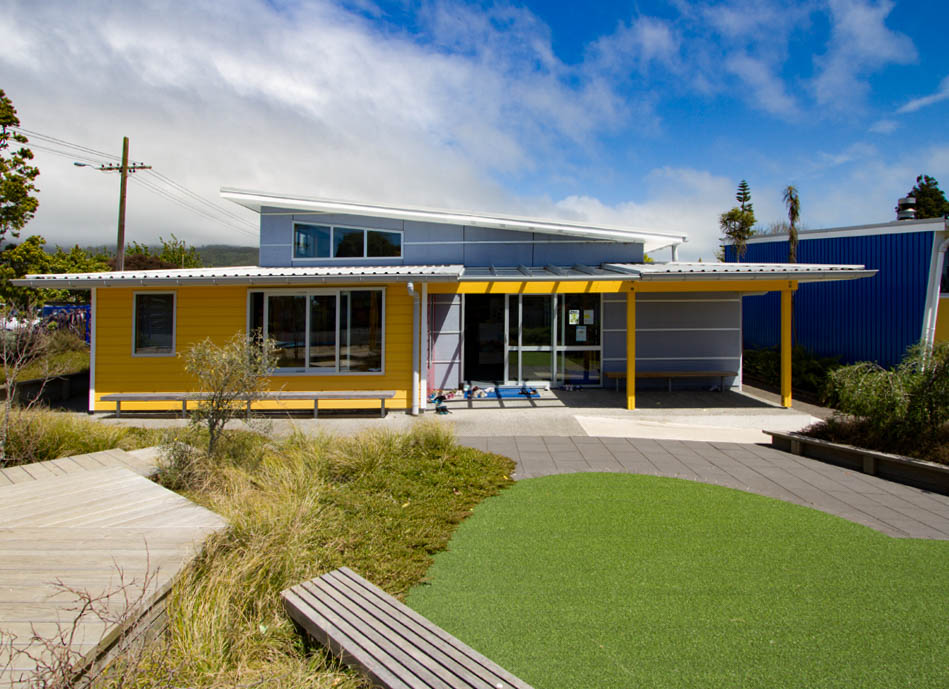 Oakura School Classrooms