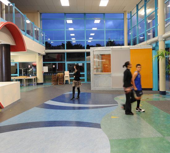 TSB Foyer